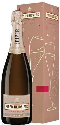 """Champagne Piper-Heidsieck Cuv?e Sublime Demi-Sec (gift box """"Special Edition"""")"""