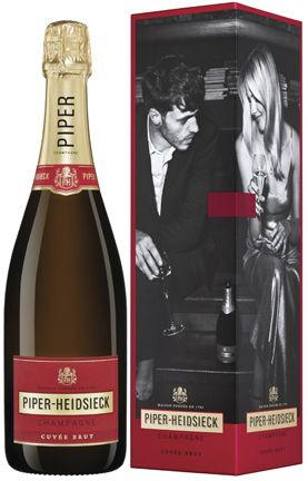 "Champagne Piper-Heidsieck Brut (gift box ""Dash Of Seduction"")"