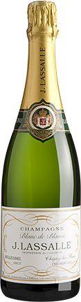 Champagne Lassalle Blanc de Blancs Premier Cru Brut