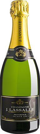 Champagne Lassalle Pr?f?rence Premier Cru Brut
