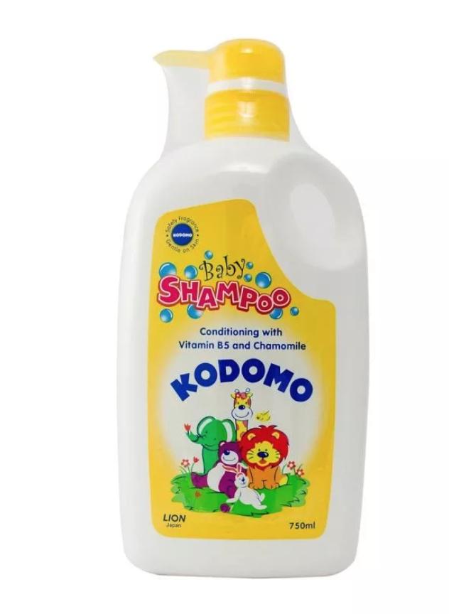 Шампунь+кондиционер для детей LION Kodomo