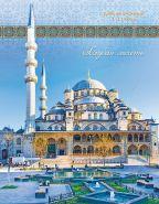 """Дневник школьный """"Голубая мечеть"""", 40 листов (арт. Д40-1506)"""