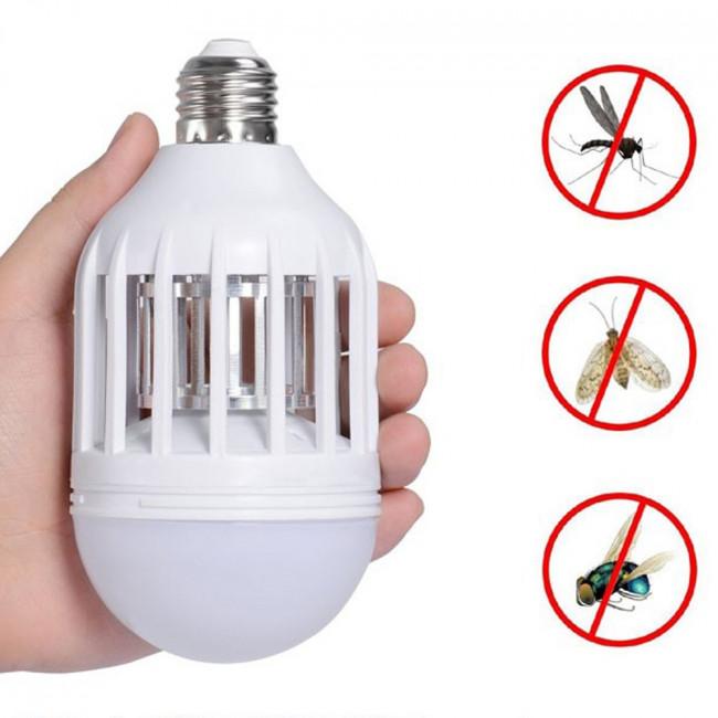 Лампа-Ловушка Для Насекомых Zapp Light
