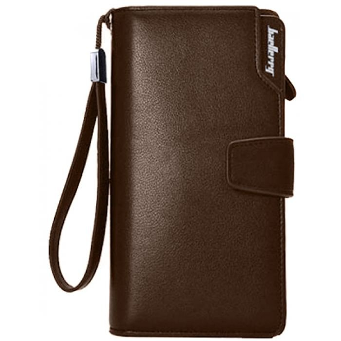 Мужское портмоне Baellerry Business, коричневый