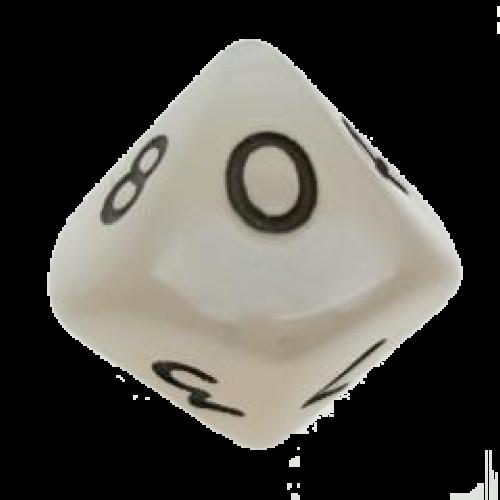 Кубик D10