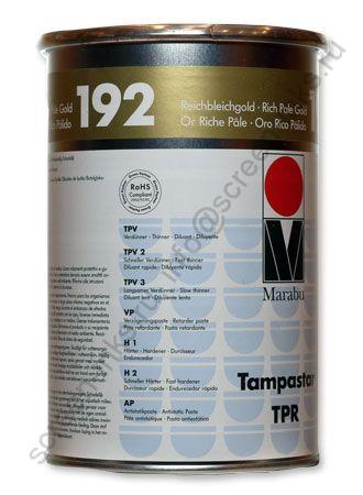 Краска Marabu Tampastar TPR 192 Rich Pale Gold 1 л.