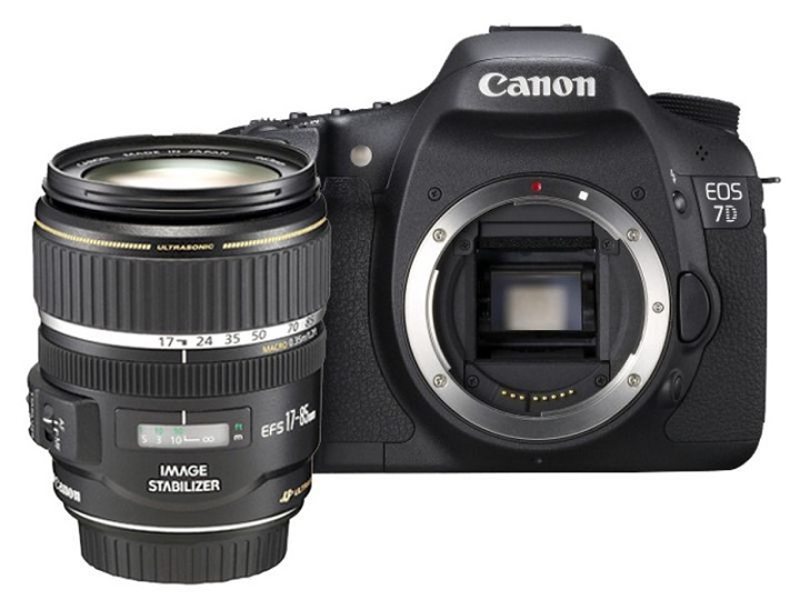 Canon EOS 7D Kit (EF-S 17-85mm f/4-5.6 IS USM