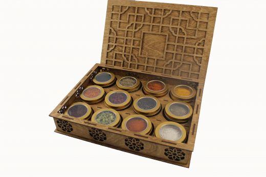 Подарочная коробка со специями
