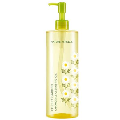 Масло гидрофильное Nature Republic FOREST GARDEN CHAMOMILE CLEANSING OIL 200мл