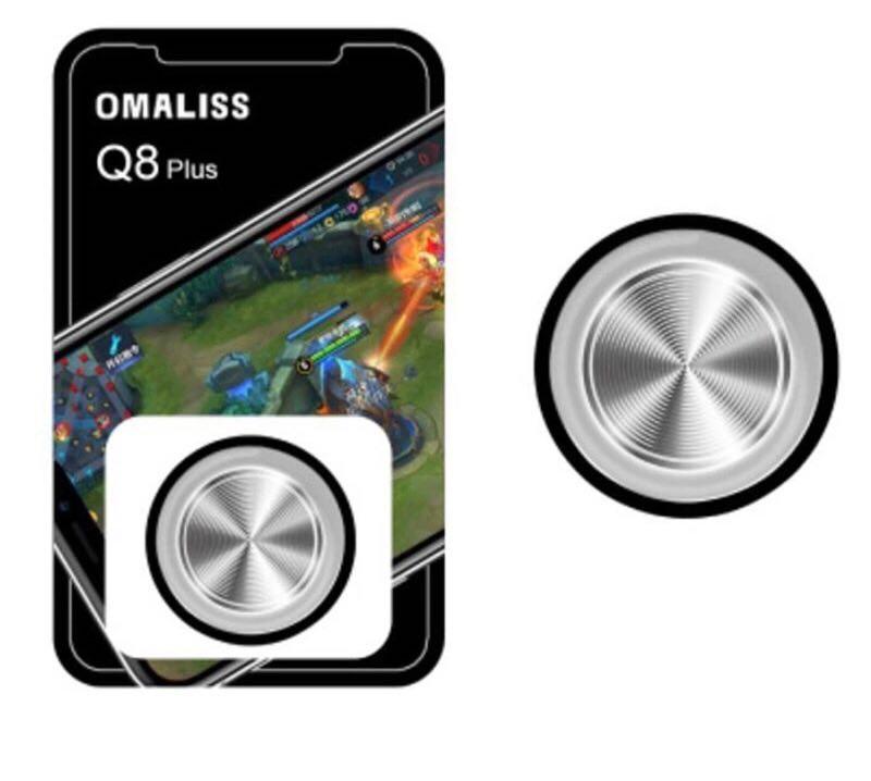 Круглый игровой мобильный джойстик для Смартфонов