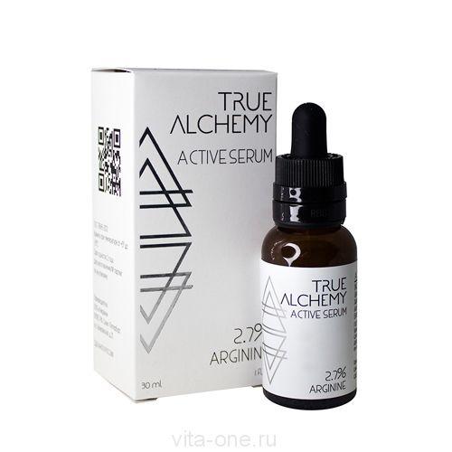 Сыворотка для лица Arginine 2.7% True Alchemy Levrana (Леврана) 30 мл