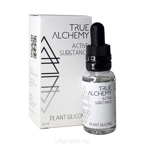 Сыворотка для волос Plant Silicone True Alchemy Levrana (Леврана) 30 мл