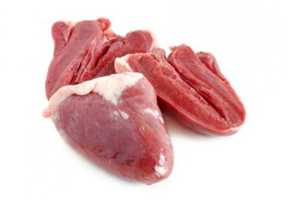 Сердце говяжье 1кг