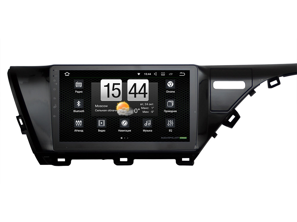 """NaviPilot DROID7 Toyota Camry 2018 - н.в. 10"""""""