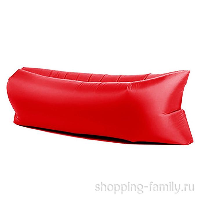 Надувной матрас гамак Lamzac (Ламзак), цвет красный