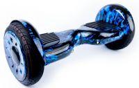 Гироскутер Smart PRO PREMIUM 10.5 V2 Синий огонь