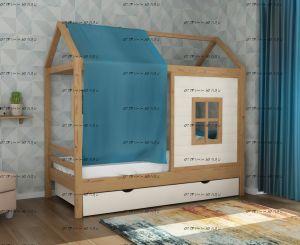 Кровать-домик IR3