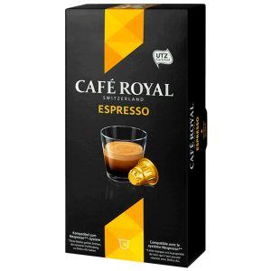 Кофе в капсулах Cafe Royal Espresso 10 шт ( совместимые с кофемашинами Nespresso)
