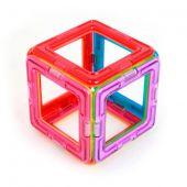 Магнитный конструктор Magformers - 6 квадратов
