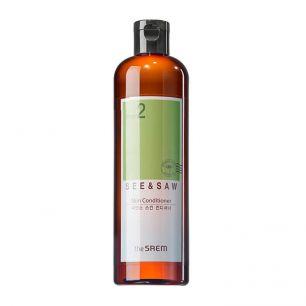 """СМ"" SEE & SAW Skin Conditioner 500 ml  Лосьон-кондиционер для ухода за проблемной кожей лиц"