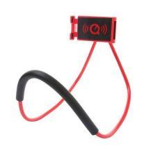 Универсальный держатель для смартфона на шею, Красный