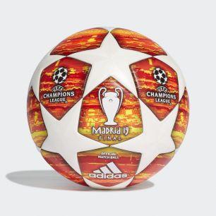 Футбольный мяч Лиги Чемпионов ADIDAS FINALE M OMB DN8685