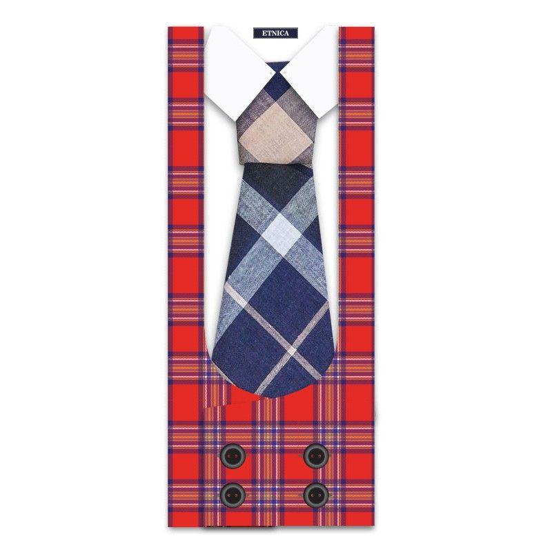 Пс07-4 Подарочный мужской носовой платок, 1 шт., 100% х/б
