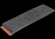 LUCKY CAT Когтеточка ковровая малая 550*110см