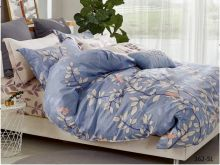 Комплект постельного белья Сатин SL  евро  Арт.31/362-SL