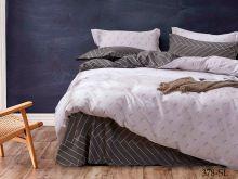 Комплект постельного белья Сатин SL 1.5 спальный  Арт.15/378-SL