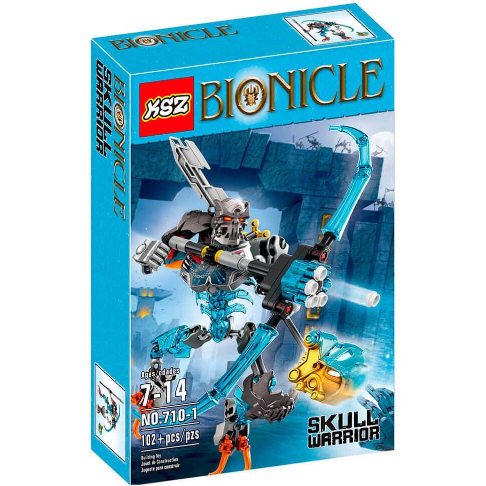 Конструктор Бионикл Леденящий череп