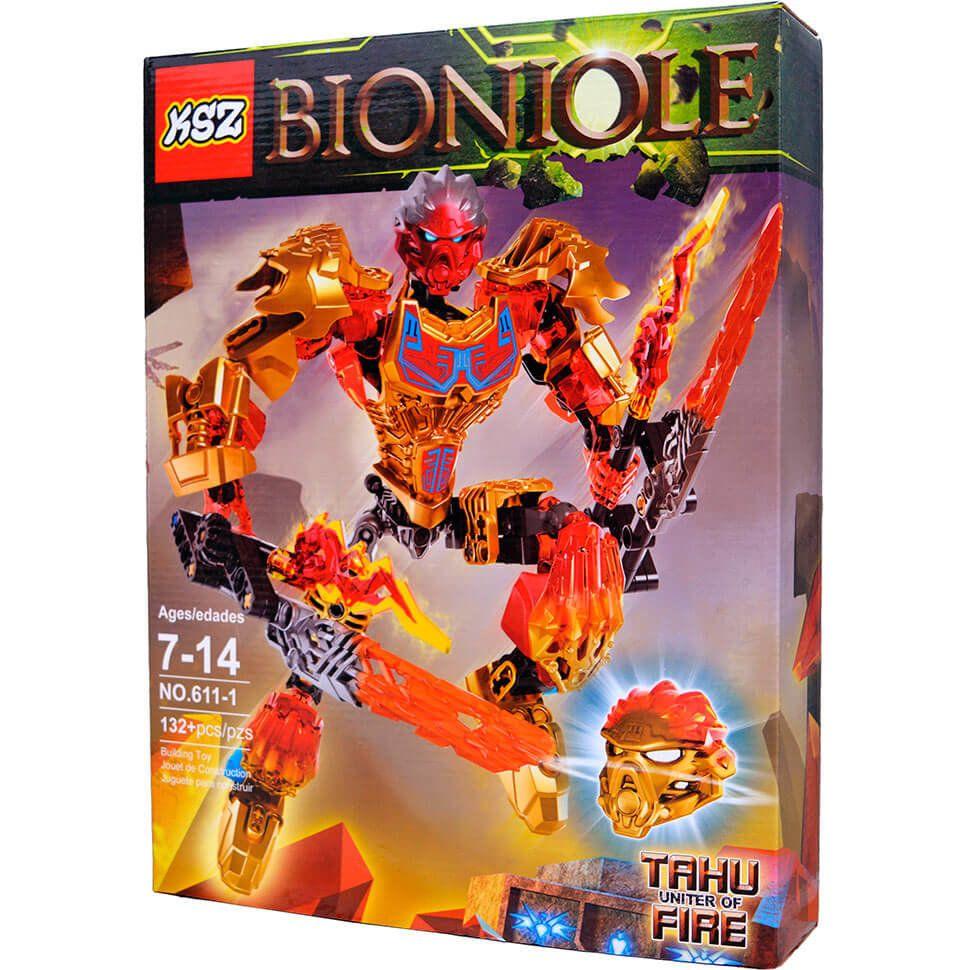 Конструктор Бионикл Таху объединитель огня