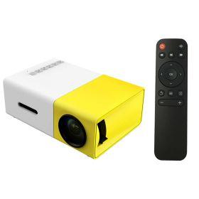 Проектор Unic YG-300A желтый