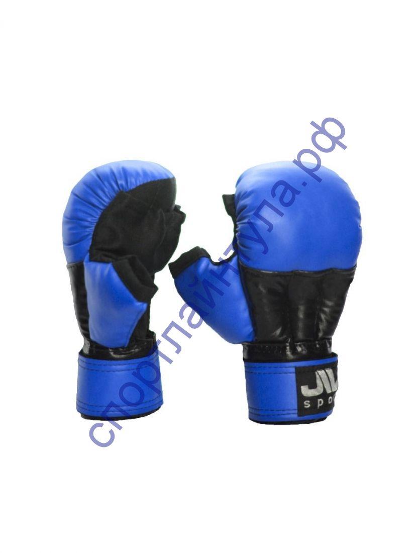 Перчатки для рукопашного боя Е091 (иск. кожа)
