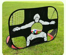 Тренировочный футбольные ворота для отработки ударов