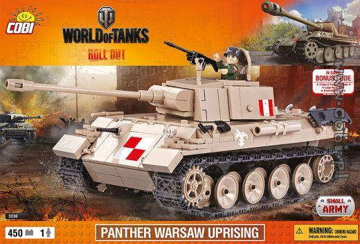 КОБИ World of Tanks - Повстанческий танк Пантера Магда COBI-3030