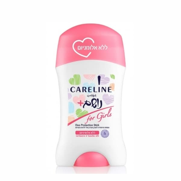 Дезодорант-стик Deo Stick For Girls Careline (Кэролайн) 50 мл