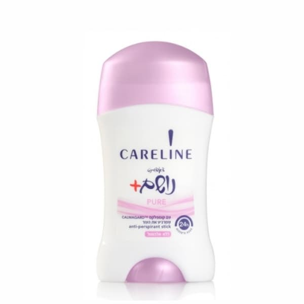 Дезодорант-стик Deo Stick Pure Pink Careline (Кэролайн) 50 мл