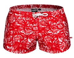 3931  Bloom Red shorts [eng]