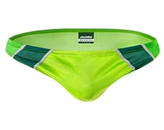 823 WonderJock WJ Loose 1.5 Evergreen brief [eng]
