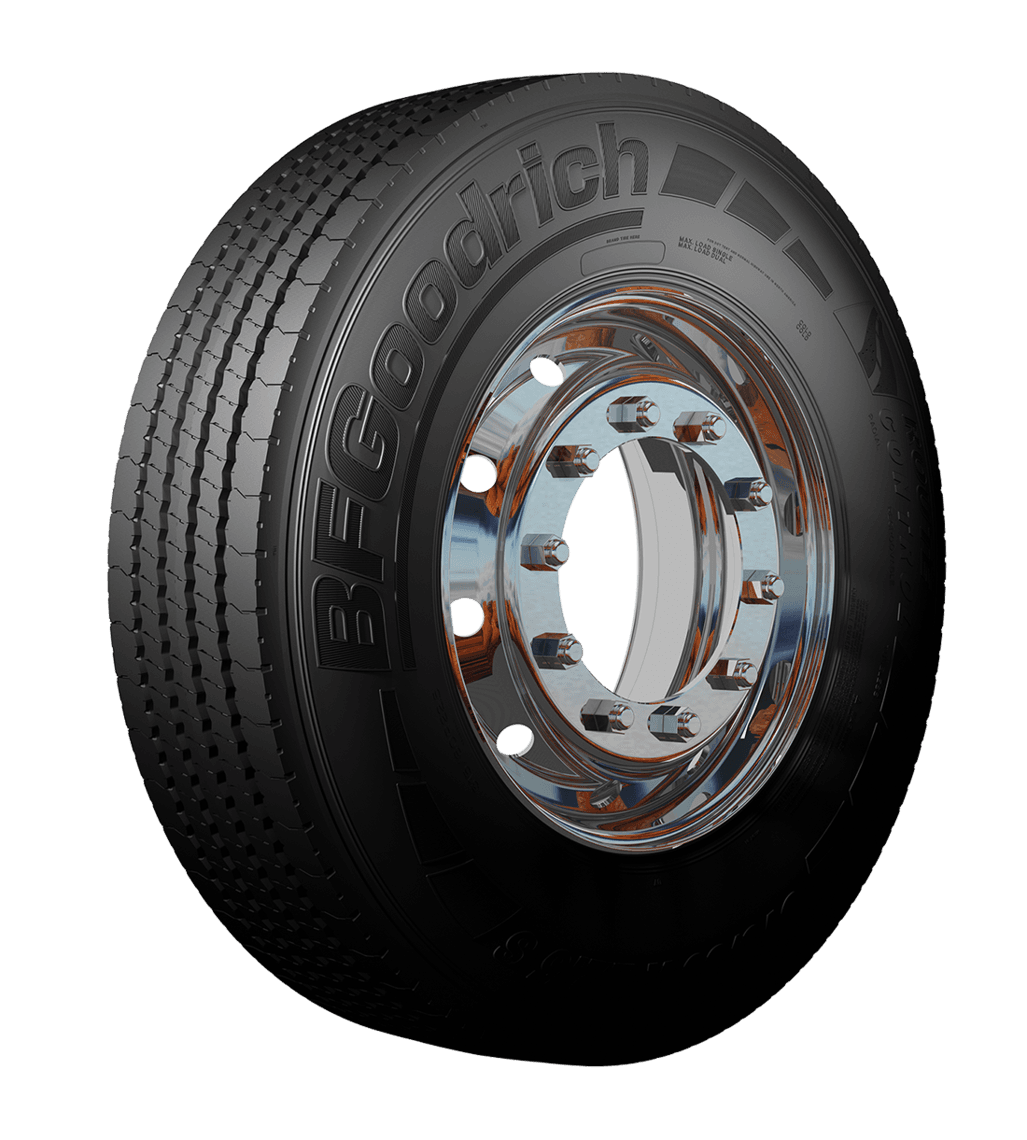 БФ гудрич 215/75R17.5 ROUTE CONTROL S TL 126/124 M Рулевая M+S