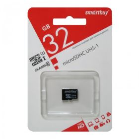 Карта памяти SmartBuy 32 gb
