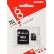 Карта памяти SmartBuy 8 gb