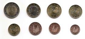 Годовой евро набор Испания  2019 UNC на заказ