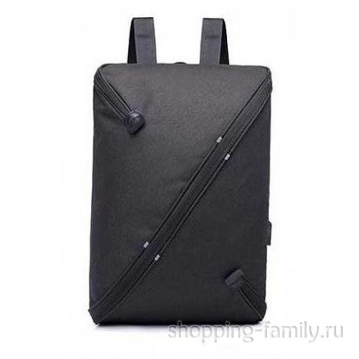 Городской рюкзак-трансформер Niid Uno, черный