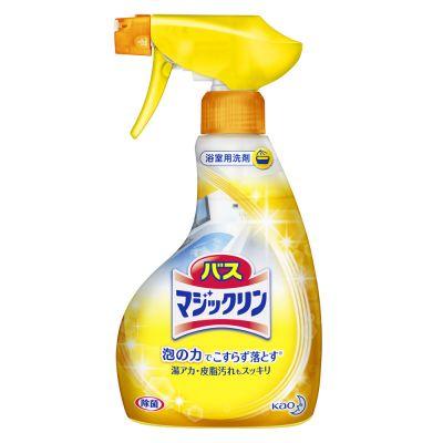 Kao Magiclean Спрей-пенка для ванной комнаты с ароматом лимона 380 мл