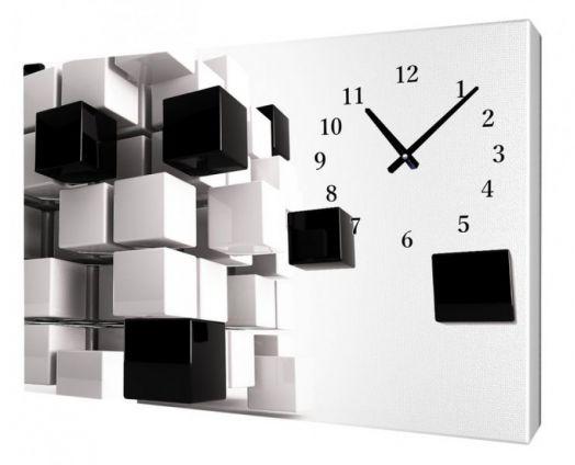 Часы на холсте MWC-70