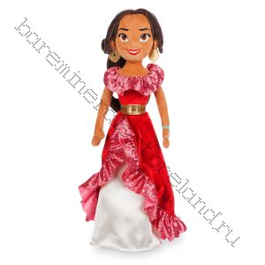 Мягкая игрушка кукла Елена