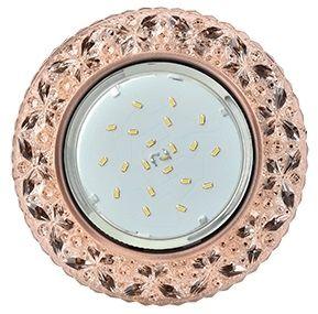 Встраиваемый светильник Ecola FL53PBEFB