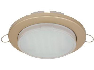 Встраиваемый светильник Ecola FG53EFECD
